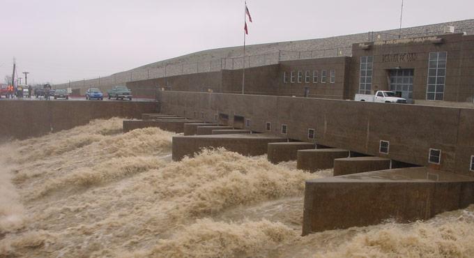 Santa-Fe-Dam